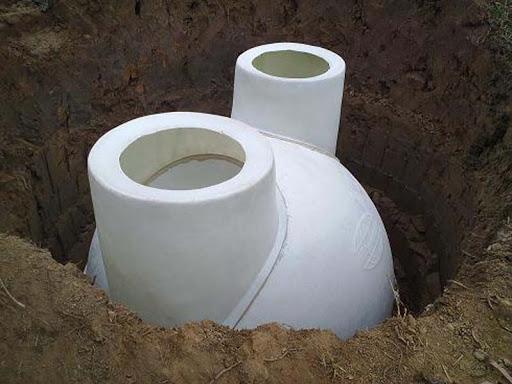 cấu tạo hầm biogas