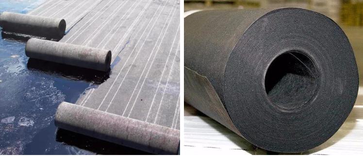 giấy dầu chống thấm tự dính